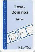 Cover-Bild zu Lese-Dominos. Wörter