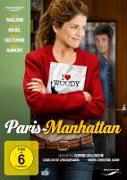 Cover-Bild zu Paris-Manhattan von Lellouche, Sophie