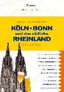 Cover-Bild zu Köln, Bonn und das südliche Rheinland (eBook) von Peter, Christine