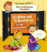 Cover-Bild zu Mein Erzähltheater Kamishibai: Erzählen und Präsentieren in der Grundschule von Gruschka, Helga