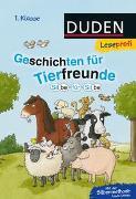 Cover-Bild zu Duden Leseprofi - Silbe für Silbe: Geschichten für Tierfreunde (1. Klasse) von Schulze, Hanneliese