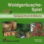 Cover-Bild zu Hinhören lernen: Waldgeräusche-Spiel von Preuss, Carola