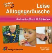 Cover-Bild zu Hinhören lernen: Leise Alltagsgeräusche von Preuss, Carola