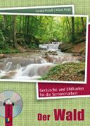 Cover-Bild zu Geräusche und Bildkarten für die Seniorenarbeit: Der Wald von Preuss, Carola
