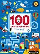 Cover-Bild zu 100 Gute-Laune-Rätsel - Fahrzeuge von Loewe Lernen und Rätseln (Hrsg.)
