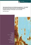 Cover-Bild zu Mitarbeiterführung und Selbstmanagement - TK 2019 von Christen, Margot