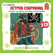 Cover-Bild zu Ostrov sokrovishch (Audio Download) von Stevenson, Robert Louis