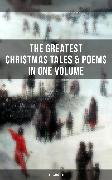 Cover-Bild zu The Greatest Christmas Tales & Poems in One Volume (Illustrated) (eBook) von MacDonald, George
