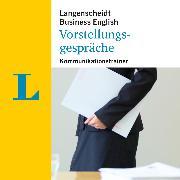 Cover-Bild zu Langenscheidt Vorstellungsgespräche (Audio Download) von Langenscheidt-Redaktion