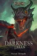 Cover-Bild zu eBook As Darkness Falls (The Child of the Stars Trilogy, #2)