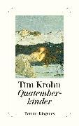 Cover-Bild zu Quatemberkinder (eBook) von Krohn, Tim