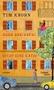Cover-Bild zu Herr Brechbühl sucht eine Katze (eBook) von Krohn, Tim