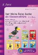 Cover-Bild zu Der kleine Rabe Socke als Klassenlektüre 1+2 von Zerbe, Renate Maria