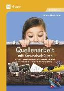 Cover-Bild zu Quellenarbeit mit Grundschülern von Zerbe, Renate Maria