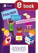 Cover-Bild zu Psalmen kreativ im Religionsunterricht (eBook) von Zerbe, Renate Maria