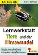 Cover-Bild zu Lernwerkstatt Tiere und der Klimawandel von Schnepp, Andrea