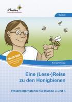 Cover-Bild zu Eine (Lese-)Reise zu den Honigbienen (Set) von Schnepp, Andrea