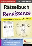 Cover-Bild zu Rätselbuch Renaissance (eBook) von Höhn, Elisabeth
