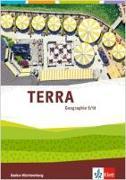 Cover-Bild zu TERRA Geographie 9/10. Schülerbuch Klasse 9/10. Ausgabe Baden-Württemberg