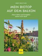 Cover-Bild zu Mein Biotop auf dem Balkon von Schattling, Birgit