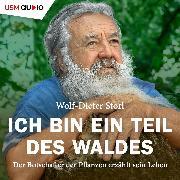 Cover-Bild zu Ich bin ein Teil des Waldes (Audio Download) von Storl, Wolf-Dieter