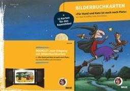 Cover-Bild zu Bilderbuchkarten »Für Hund und Katz ist auch noch Platz« von Axel Scheffler und Julia Donaldson von Alt, Katrin