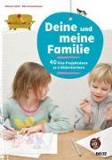 Cover-Bild zu Deine und meine Familie von Gräßer, Melanie