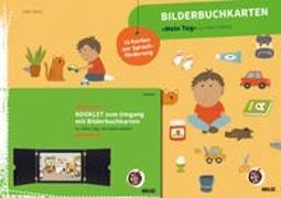 Cover-Bild zu Bilderbuchkarten »Mein Tag« von Katrin Wiehle von Storz, Julia