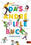Cover-Bild zu Das André-Spielebuch von Gatzke, André