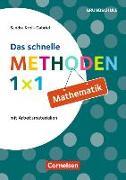 Cover-Bild zu Das schnelle Methoden 1x1 - Grundschule, Mathematik (3. Auflage), Mit Arbeitsmaterialien, Buch von Kroll-Gabriel, Sandra