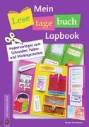 Cover-Bild zu Mein Lesetagebuch-Lapbook von Blumhagen, Doreen