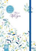 """Cover-Bild zu Mein Mini-Notizbuch A6 """"live - love - teach""""- Edition Blumen von Verlag an der Ruhr, Redaktionsteam"""