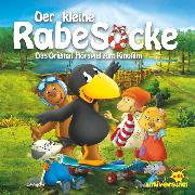 Cover-Bild zu Der kleine Rabe Socke - Hörspiel zum Film (Audio Download) von Thalbach, Anna (Gelesen)