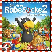 Cover-Bild zu Der kleine Rabe Socke 2 - Das große Rennen - Hörspiel zum Film (Audio Download) von Thalbach, Anna (Gelesen)