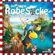 Cover-Bild zu Der kleine Rabe Socke - Suche nach dem verlorenen Schatz (Audio Download) von Thalbach, Anna (Gelesen)