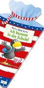 Cover-Bild zu Der kleine Rabe Socke: Ich komme in die Schule! von Rudolph, Annet (Illustr.)