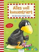 Cover-Bild zu Der kleine Rabe Socke: Alles voll konzentriert mit dem kleinen Raben Socke von Rudolph, Annet (Illustr.)