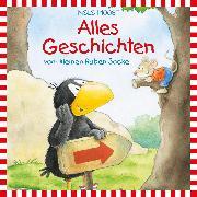 Cover-Bild zu Der kleine Rabe Socke - Lesungen: Alles Geschichten vom kleinen Raben Socke (Audio Download) von Moost, Nele