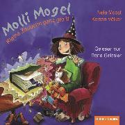 Cover-Bild zu Molli Mogel - Kleine Zauberin ganz groß! (Audio Download) von Moost, Nele
