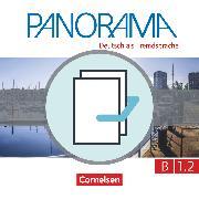 Cover-Bild zu Panorama, Deutsch als Fremdsprache, B1: Teilband 2, Kursbuch und Übungsbuch DaZ, 120517-1 und 120607-9 im Paket von Böschel, Claudia