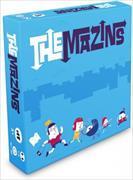 Cover-Bild zu The Mazins von Andersen, Martin Nedergaard