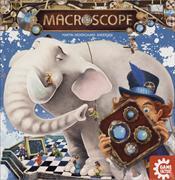 Cover-Bild zu Macroscope von Andersen, Martin Nedergaard