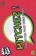 Cover-Bild zu Pitchez ! von Barkat, Hadi & Nedergaard Andersen, Martin