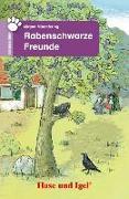 Cover-Bild zu Rabenschwarze Freunde. Schulausgabe von Müntefering, Mirjam