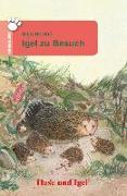 Cover-Bild zu Igel zu Besuch von Bembé, Silja