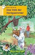 Cover-Bild zu Das Volk der Honigsammler. Schulausgabe von Müntefering, Mirjam
