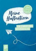 """Cover-Bild zu Meine Haftnotizen für Lehrerplaner, Notizbuch & Co. - """"live - love - teach"""" von Verlag an der Ruhr, Redaktionsteam"""