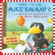 Cover-Bild zu Alles erlaubt?, Alles Urlaub! (Audio Download) von Rudolph, Annet