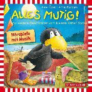Cover-Bild zu Alles mutig!, Alles für dich!, Alles getröstet! (Audio Download) von Rudolph, Annet