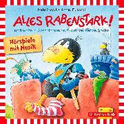 Cover-Bild zu Alles rabenstark! von Moost , Nele